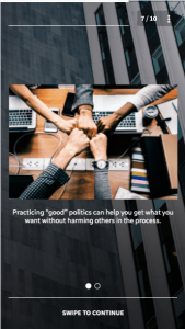 soft skills microlearning - office politics