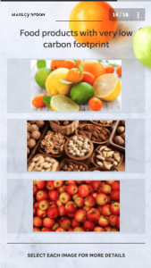 canva edapp microlessons - EdApp Sustainable Eating course