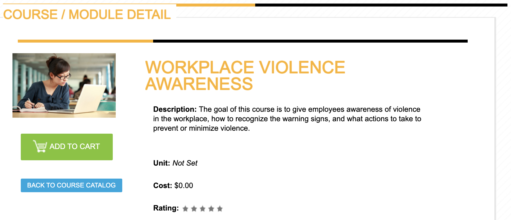 Workplace Violence Prevention Training Course - Workplace Violence Awareness from Myicourse