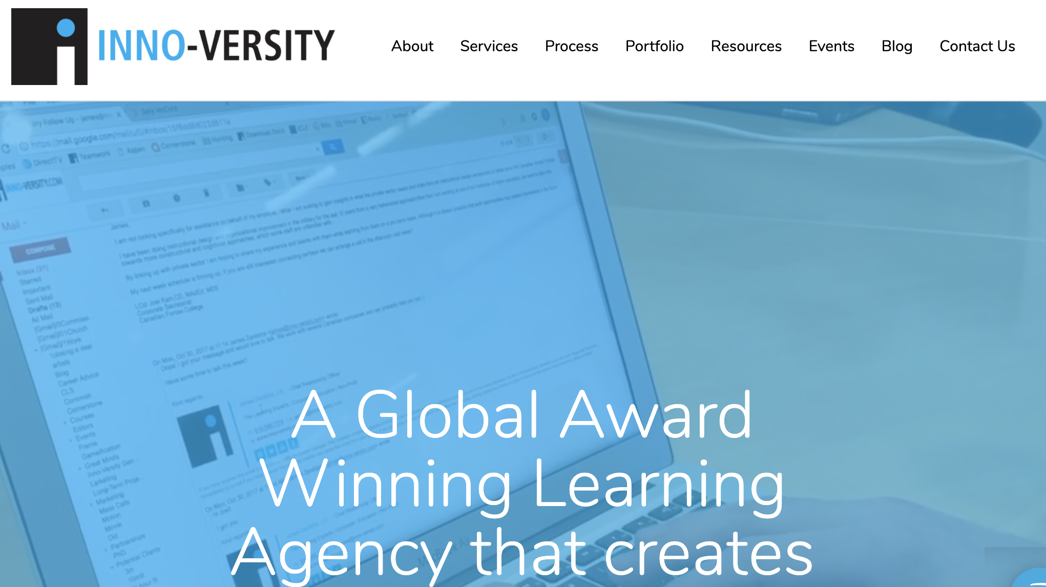 InnoVersity Corporate E Learning Solution