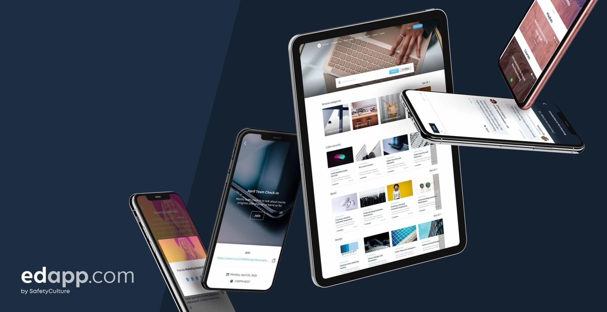 EdApp LMS Software