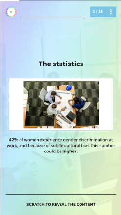 EdApp course: Gender bias in the workplace