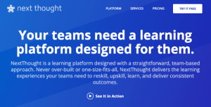 Next Thought LMS Software