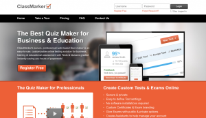 Online Test Maker - ClassMarker