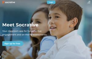 Free tech tools for teachers - Socrative