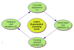 Instructional Design Authoring Tool & Concrete Experience