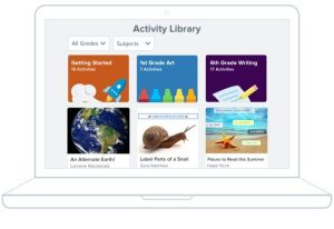 teacher tools app - Seesaw