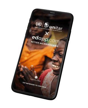 UNITAR and EdApp - Editable Course Library