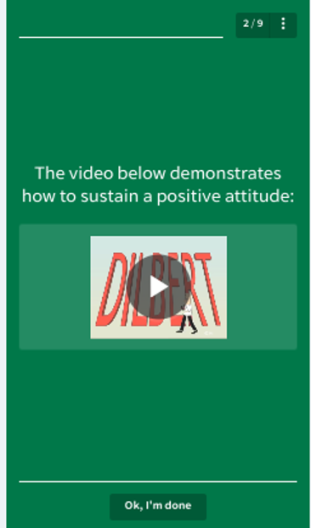 Free Soft Skills Training Module - How to Demonstrate a 'Can Do' Attitude