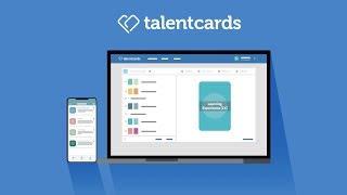 Enterprise Learning Management System - TalentCards