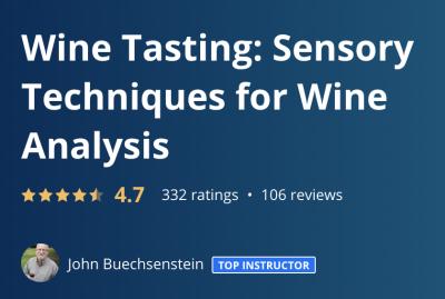 Bartending Training - Wine Analysis (Coursera)