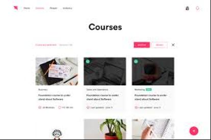 Auzmor Learn Learning Experience Platform