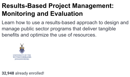 Project Management Training Free - Johannesburg