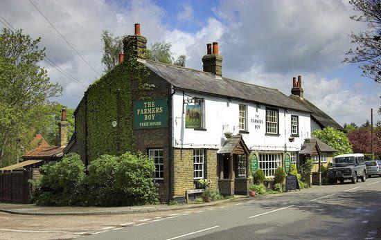 The Farmer's Boy Pub