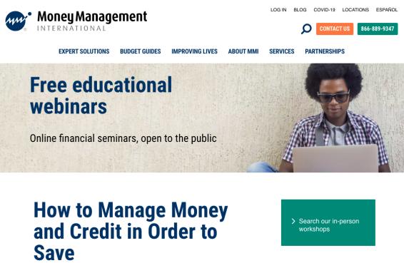 Money Management Free Webinar