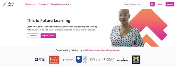 Online Course Platform - FutureLearn