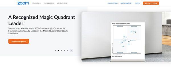 Online Classroom Platform - Zoom