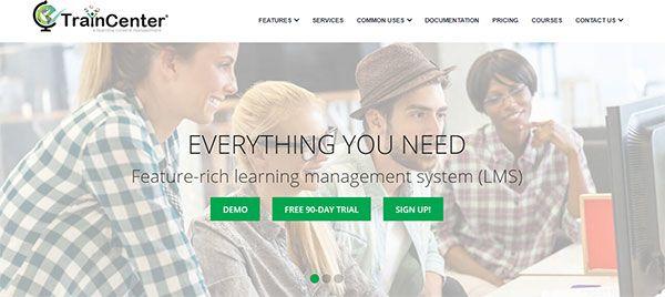 Best Virtual Classroom Software - eTrain Center