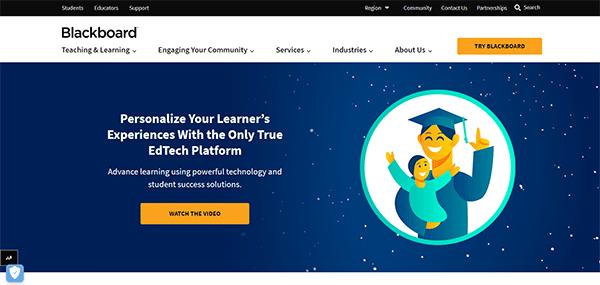 Virtual Classroom Platform - Blackboard Collaborate