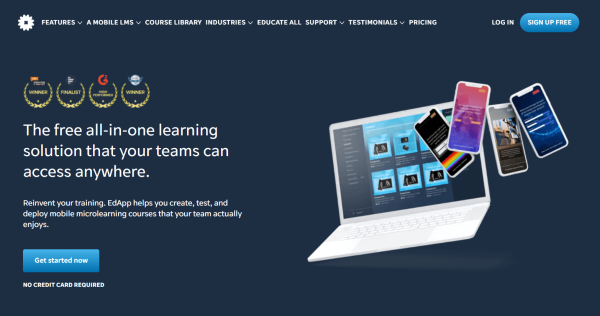 HR Software Solutions – EdApp