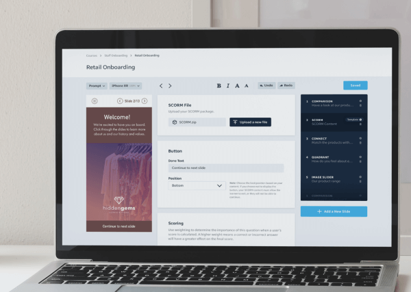 EdApp Microlearning Authoring Tool