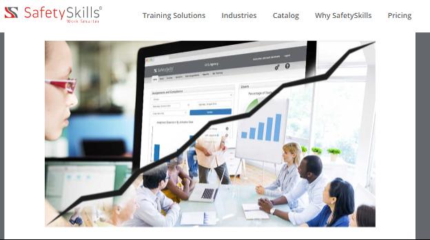 Interactive training software - Safety Skills