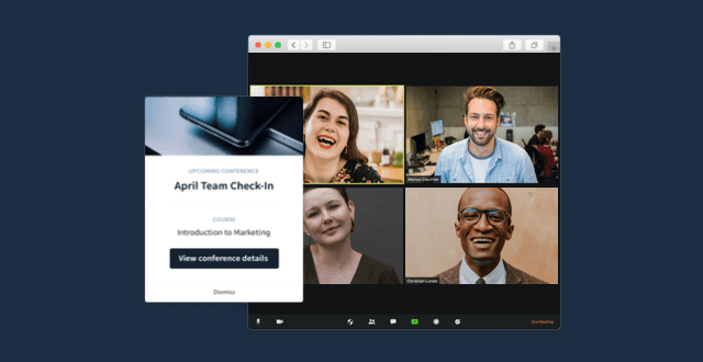 Virtual Classroom Platform - EdApp