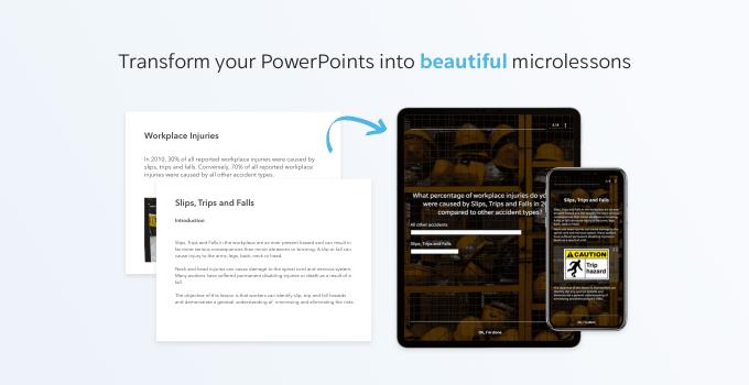 PowerPointPresentationsEdAppmicrolessons