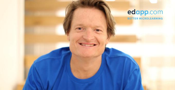 Darren Winterford EdApp CEO