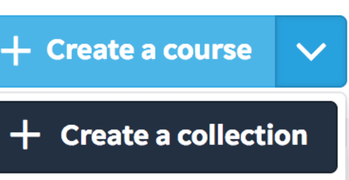 microlearning course collections feature