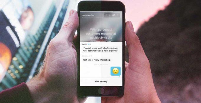 Social Learning App