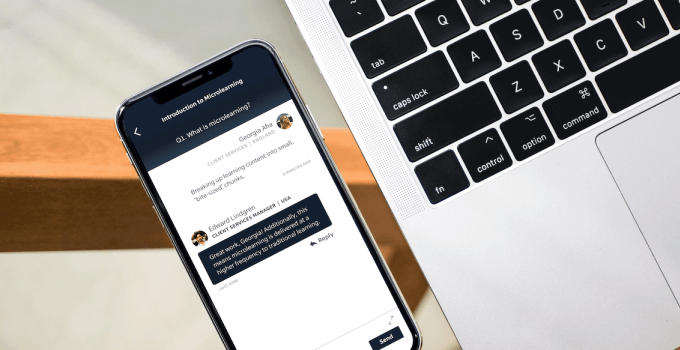 Introducing the EdApp Discussions and Assignments Feature