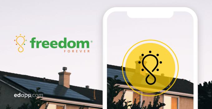 Freedom Forever Solar Power Training