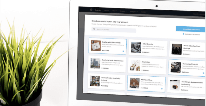 Introducing our editable microlearning Content Library