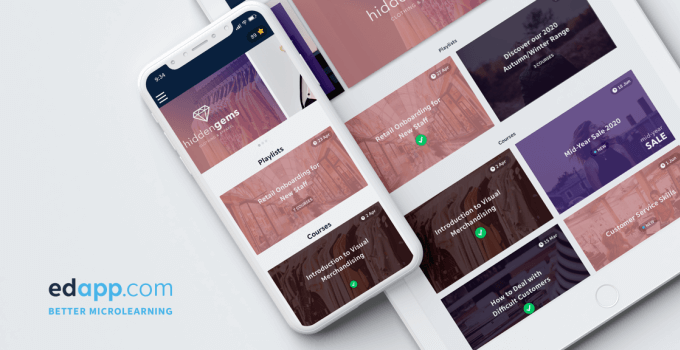 Introducing the EdApp Banner feature