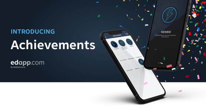 Introducing EdApp's Achievements