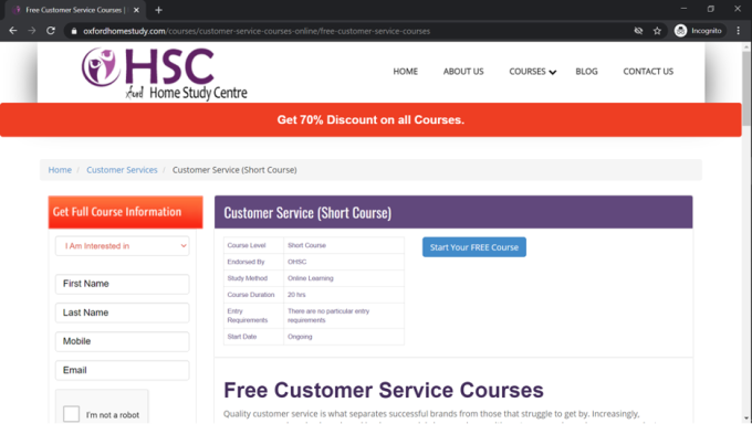 10_free_customer_service_training_course_Customer_service