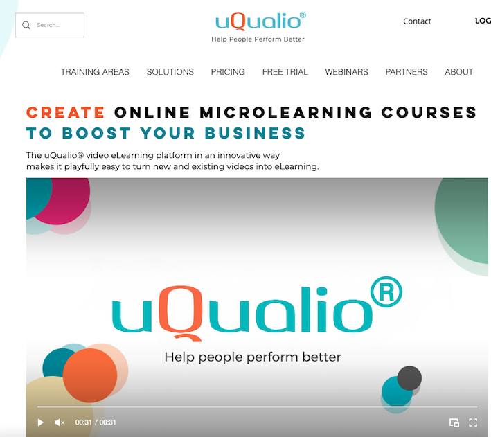 Lms Solution - uQualio