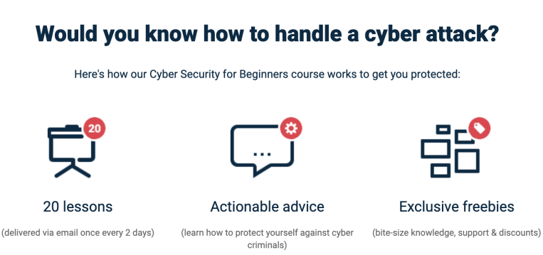 Cyber Security Course - Cybersecurity, Heimdal Security