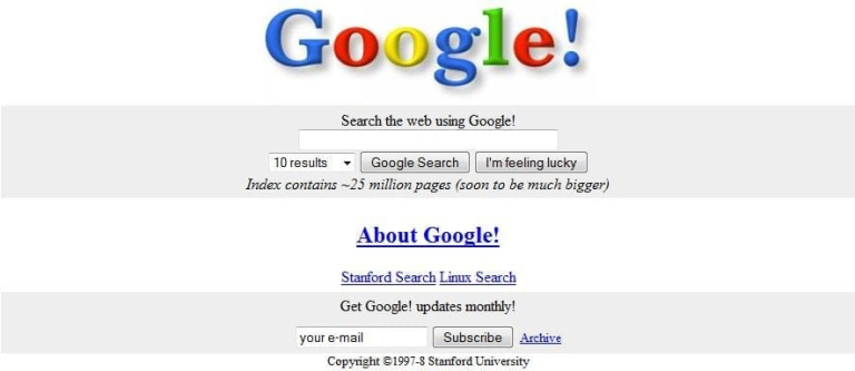Before Google there were arguments about which terrible search engine was best. Consensus shifted between the likes of Alta Vista, Lycos and Ask Jeeves beforehand.