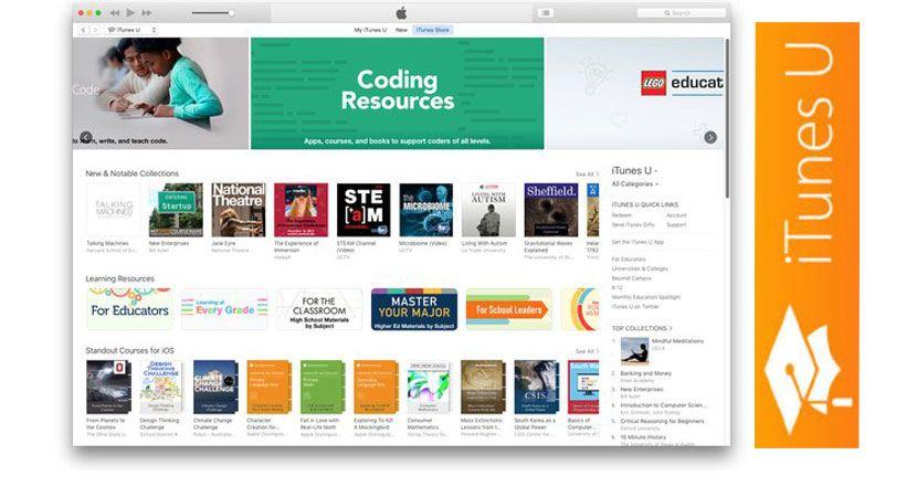 Free Training Software - iTunes U