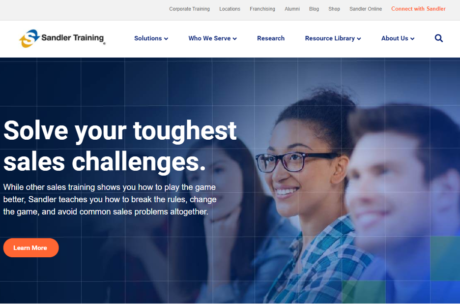 Sales Training Microlearning Course - Sandler Training