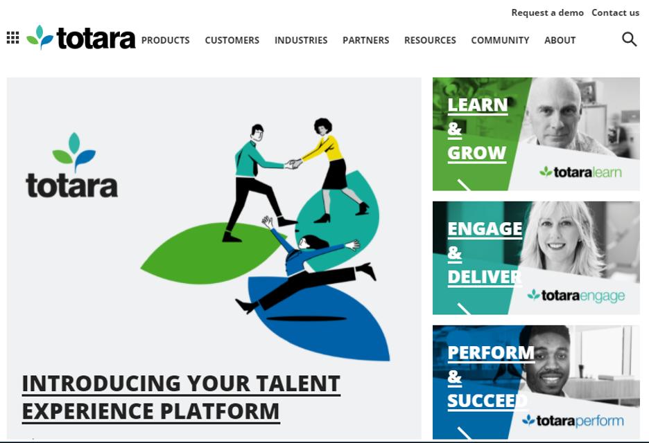 LMS System - Totara Learn
