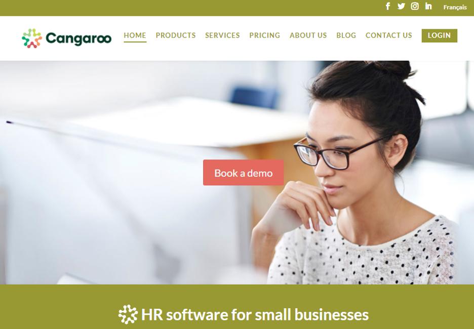 Cangaroo Web Hr Software