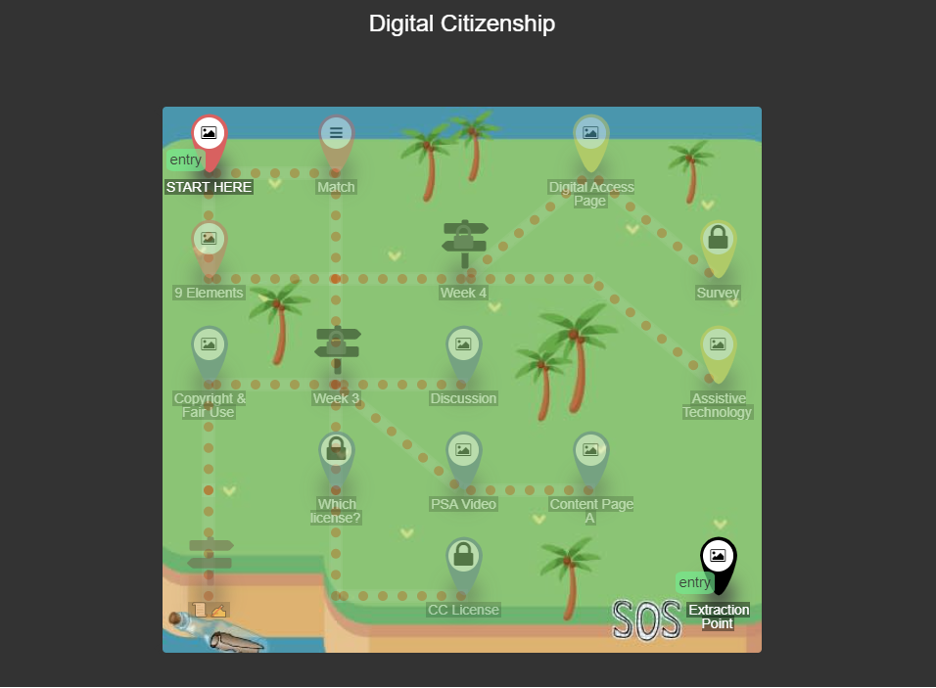 Online Classroom Platform – Deck Toys