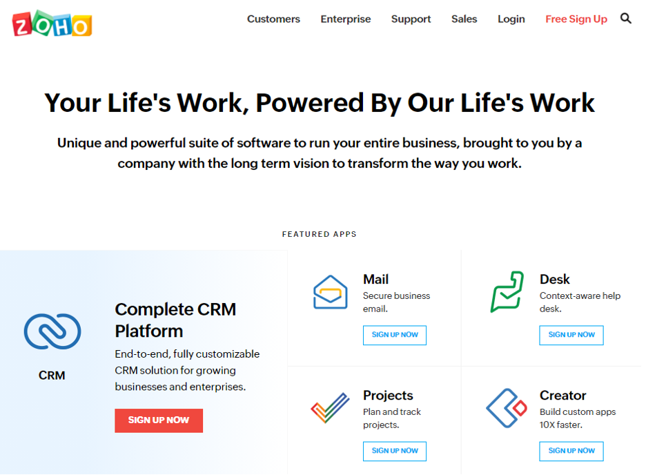 Zoho People Plus Web Hr Software