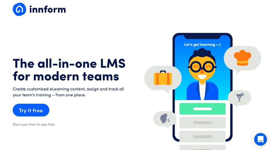 Innform LMS Platform
