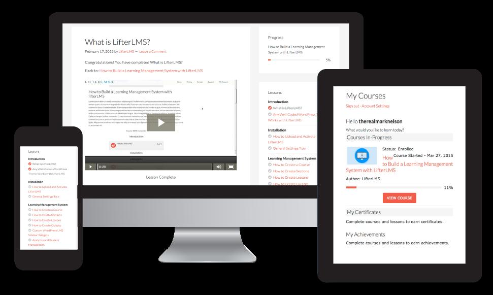 Online Course Software LitterLMS