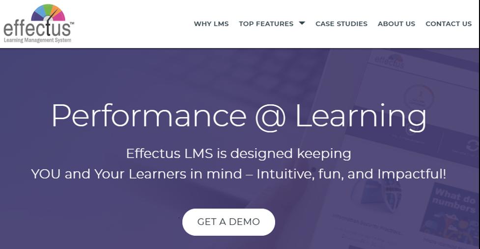 LMS System - Effectus