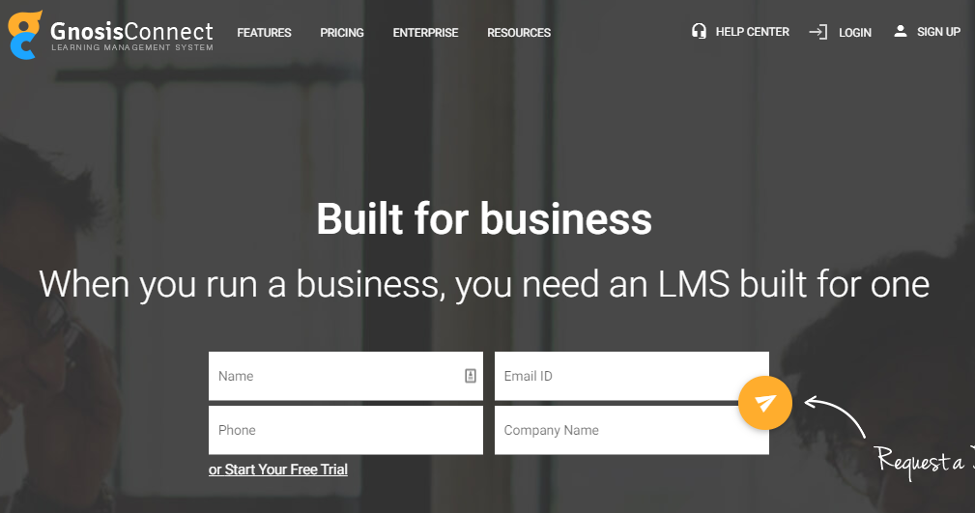 Top Learning Management System - Gnosis Connect